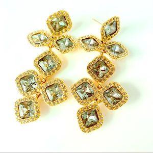 Kate Spade Large Dangle Chandelier Earrings